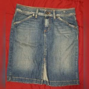Guess Premium Demi/Jean skirt